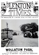 Front cover of Issue 15 - Lenton Times