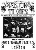 The cover of Lenton Times - Issue 4