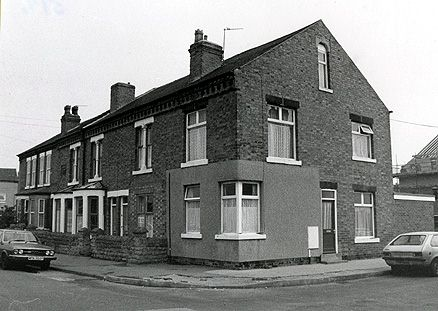 No.87 Montpelier Road in 1990. Photograph by Paul Bexon