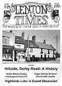 Front cover of Issue 29 - Lenton Times