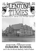 Front cover of Issue 31 - Lenton Times